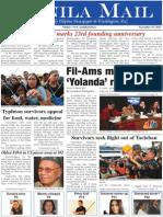 Manila Mail - Nov. 15, 2013