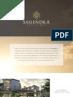 Sailendra Residence E-brochure