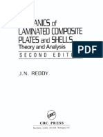 Mechanics of Laminated Composite Plates and Shells-Reddy