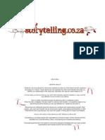 Storytelling in Business Brochure