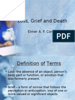 Grief & Grieving Process