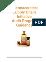 PSCI Audit Program Guidance