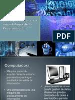 Conceptos Basicos y Metodologia de La Programacion