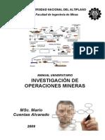 Investigacion Operaciones Mineria v1