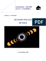 Eclisse Totale Di Sole