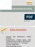Ashok Griha Udyog Kendra (P) Limited