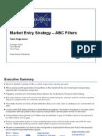 Deloitte Maverick - ABC Filter Entry Strategy