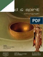 Sound-Spirit Alles Katalog Endkunden