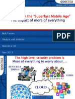 "IT security in the ""Superfast Mobile Age"""