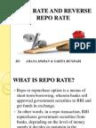 repo and reverse repo