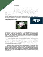 Botany Introduction