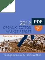 TextileExchange - Executive_Summary_2012_Organic Cotton Market Report