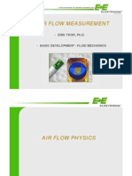 Air Flow Measurement