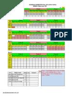 Schedule FALL 2013 SV