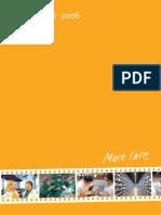 Oriola-KD Corporation Annual Report 2006