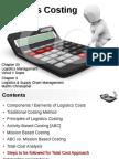 Logistics Costing