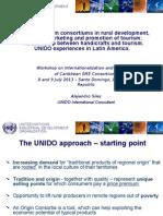 rol of UNIDI Consortia in rural development
