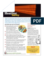 Heating Safety