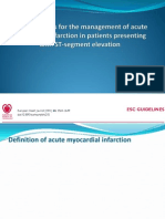 ESC Guidelines for the Management of Acute