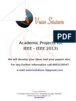 Ieeee e Em Techprojectslist2013 130509023156 Phpapp02