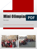 Mini Olimpíades