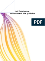 48400260 AMR Half Rate Feature Enhancements Overview
