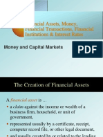2 Financial Assets and Markets
