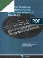 Nuevo Manual Musicografia