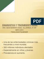 Diagnostico y Tratamiento Asma