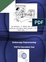 Endoscope Reprocessing