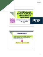 Bbs II Slide Proses Radang Infeksi - Pemulihan Jaringan - Dan Degenerasi (1)