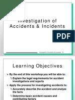 JHSC- Accident Investigation Slides