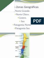 Geografía de Chile II