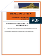 1 y 2. Pizarro. Sistema de Acciones Contractuales. Pizzarro