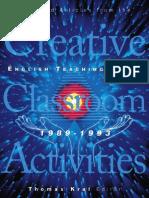Creative Classroom Activities