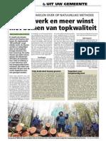 HBVL 15/11/'13 - Minder werk en meer winst met bomen van topkwaliteit