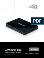 AirVision NVR QSG