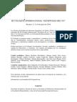 III Coloquio Escrituras Del Yo PRIMERA CIRCULAR