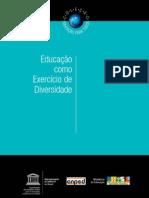 Col Educ p Todos - Diversidade - Mec Unesco