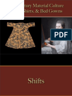 Clothing - Female - Shifts, Shirts, Bed Gowns
