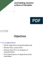 04 Objectives Module