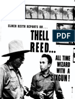 Elmer Keith Reports on Thell Reed