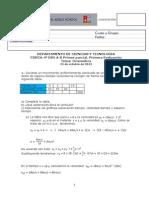 1ºParcial 1ª Ev Física 4ºA-B(2013)Corrección