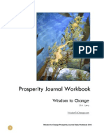 Daily Declaration Work Book