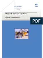 Chapter 8_Managed Care Plans