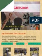 MECANISMOS DE 2º ESO