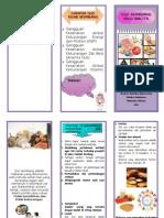 Leaflet Gizi Seimbang Pada Balita