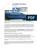 Tutorial WPBD Puentes