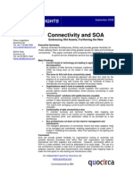 Connectivity and SOA