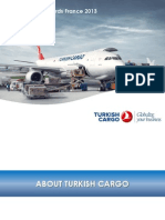 Turkish Cargo Corporate Presentation Long ENG
